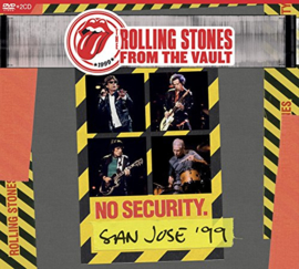 Rolling Stones - From the vault: No security, San Jose '99 | 2CD+DVD