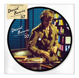 "David Bowie - DJ Anniversary | 7"" single -Picture disc-"