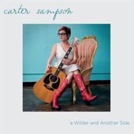 Carter Sampson - A wider and another side| LP