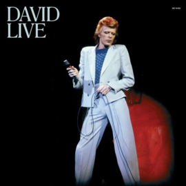 David Bowie - David Live  | 3LP -remastered 2016-