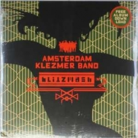 Amsterdam Klezmer Band - Blitzmash | 2LP + Download
