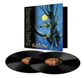 Iron Maiden - Fear of the dark  | 2LP
