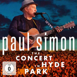 Paul Simon - Concert in Hyde park | 2CD+BluRay