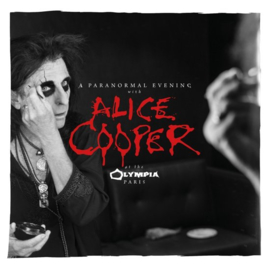 Alice Cooper - A paranormal evening at the Olympia Paris | CD
