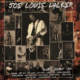 Joe Louis Walker - Blues Comin' On | CD