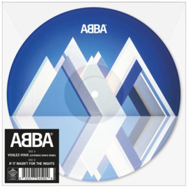 "Abba - Voulez vous (extended dance mix) | 7"" single -Picture disc-"