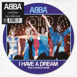 "Abba - I have a dream| 7"" single -Picture disc-"