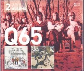 Q65 - Revolution + Survival | 2CD -2 for 1 serie-