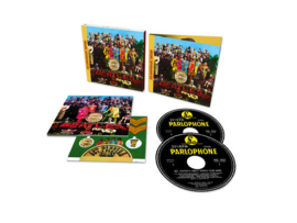 Beatles - Sgt. Pepper's lonely heartclub band | 2CD -50th anniversary-