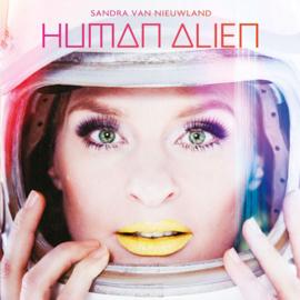 Sandra van Nieuwland - Human alien   CD
