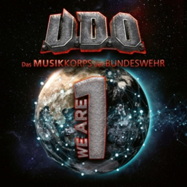 U.D.O. - We Are One   2LP -Coloured vinyl-
