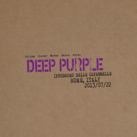 Deep Purple - Live In Rome 2013 | CD