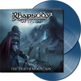 Rhapsody of fire - Eighth mountain |  2LP -coloured vinyl-