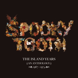Spooky Tooth - Island Years-an Anthology 1967-1974 | 9CD