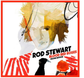 Rod Stewart - Blood red roses | CD -deluxe-