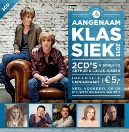 Various - Aangenaam klassiek 2013 | 2CD + Bonus cd
