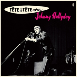 Johnny Hallyday - Tete A Tete -Hq- | LP  -coloured vinyl-