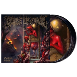 Cradle Of Filth - Existence Is Futile   2LP