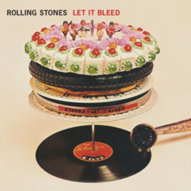 Rolling Stones - Let It Bleed 50th Anniversary | LP