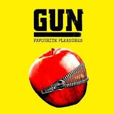 Gun - Favorite pleasures   CD - Deluxe-