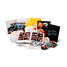 Paul McCartney & Wings - Red rose speedway |  3CD+2DVD+Blu-Ray Superdeluxe edition