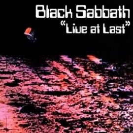 Black Sabbath - Live at last   CD