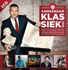Various - Aangenaam Klassiek 2015 | 3CD - met Tijl Beckand-