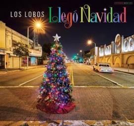 Los Lobos - Llego Navidad   CD