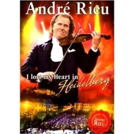 André Rieu -  I lost my heart in Heidelberg | DVD
