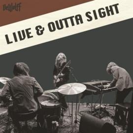 Dewolff - Live & Outta sight | 2LP -Coloured vinyl-