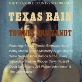 Townes van Zandt - Texas rain   CD