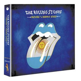 Rolling Stones - Bridges To Buenos Aires | 2CD + BLURAY