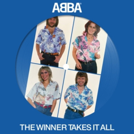 Abba - Winner Takes It All | 7' vinyl Super Trouper 40th Anniversary