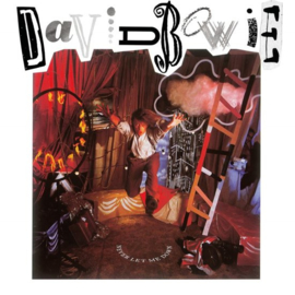 David Bowie -  Never let me down |  CD -remastered-