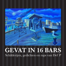 Def P. - Gevat in 16 bars   CD -Mediabook-