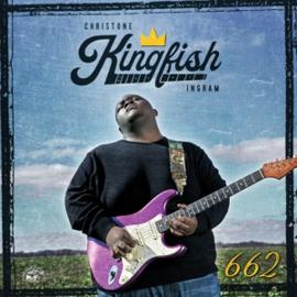 Christone Kingfish Ingram - 662   LP -Coloured vinyl-