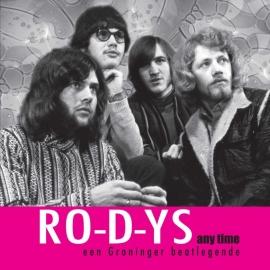 Ro-d-ys - Anytime, een Groninger beatlegende - 3CD+DVD(zie omschrijving!) +BOEK! RODYS