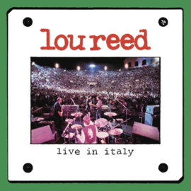 Lou Reed - Live in Italy   CD