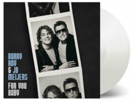 Barry Hay & JB Meijers - For you baby | LP -Coloured vinyl-