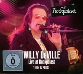 Willy Deville - Live at Rockpalast 2 | 2CD + DVD
