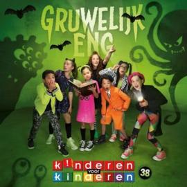 Kinderen voor kinderen - 38: Gruwelijk eng | CD + DVD