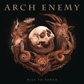 Arch enemy - Will to power |  LP + CD + BOOKLET