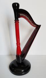 Miniatuur harp