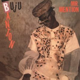 Buju Banton - Mr.Mention  | LP
