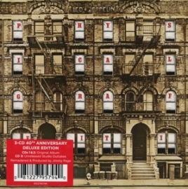 Led Zeppelin - Physical graffiti | 3CD -deluxe-