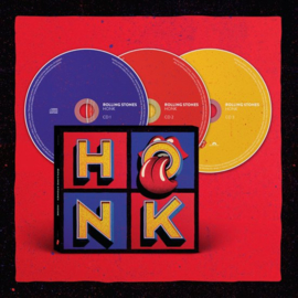 The Rolling Stones - Honk |  3CD