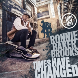 Ronnie Baker Brooks - Times Have Changed   LP