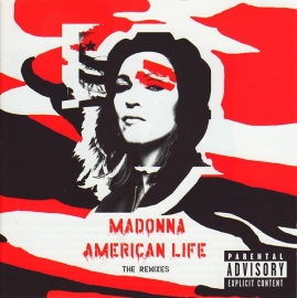 Madonna - American Life (The Remixes)  | CD-single 6-track
