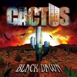 Cactus - Black dawn | CD