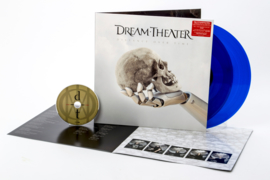 Dream Theater - Distance over time | 2LP + CD -Coloured vinyl-